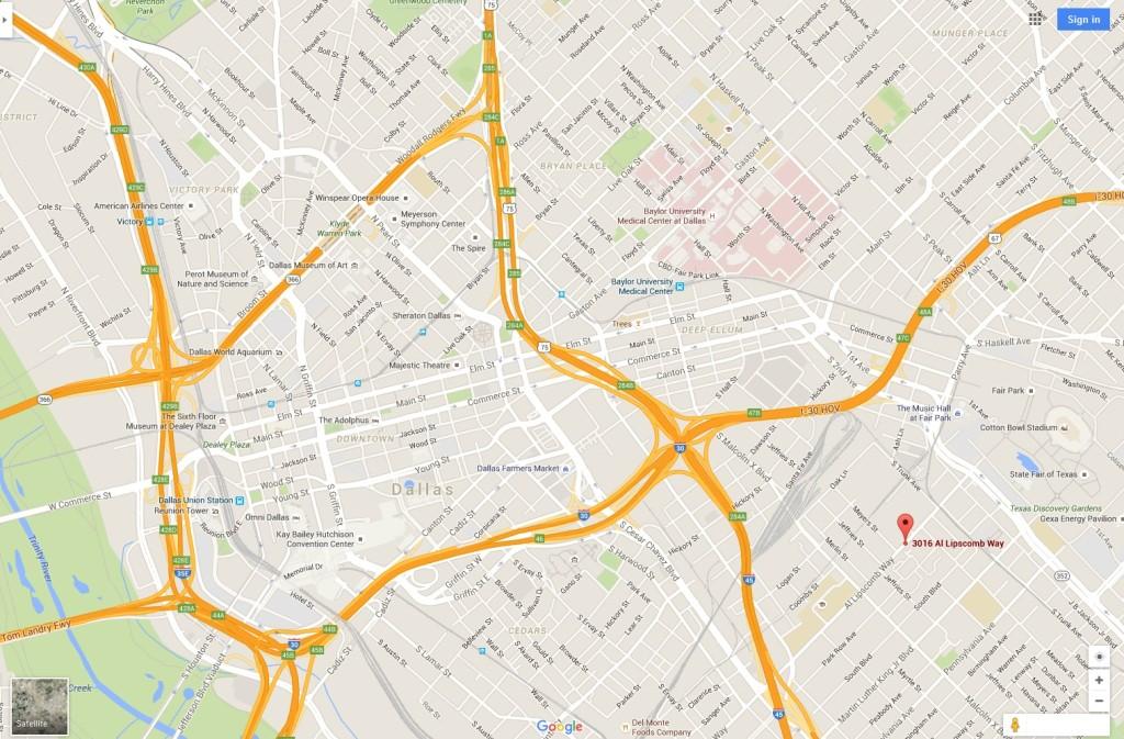 GBC Map