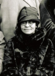 Millionairess Annie Turnbo Malone in Mink Coat